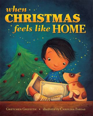 Cover image for When Christmas feels like home