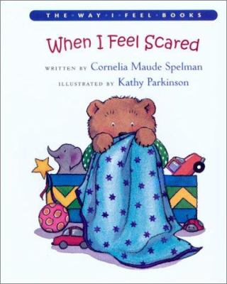 Cover image for When I feel scared