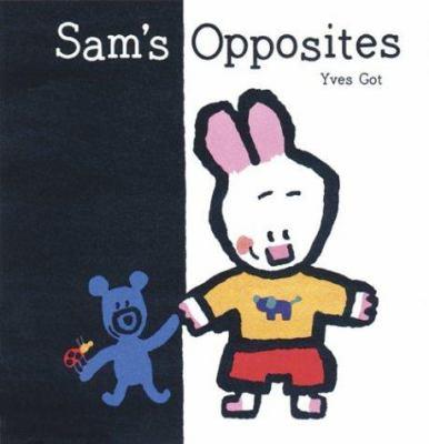 Cover image for Sam's opposites