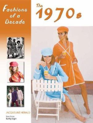 Cover image for Fashions of a decade. The 1970s