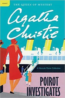 Cover image for Poirot investigates