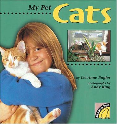 Cover image for My pet cats