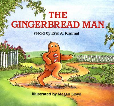 Cover image for The gingerbread man
