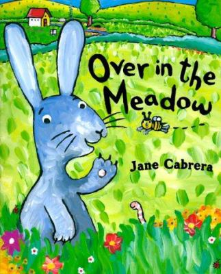Cover image for Over in the meadow