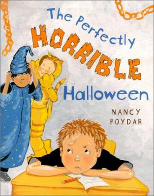 Cover image for The perfectly horrible Halloween