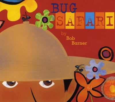 Cover image for Bug safari