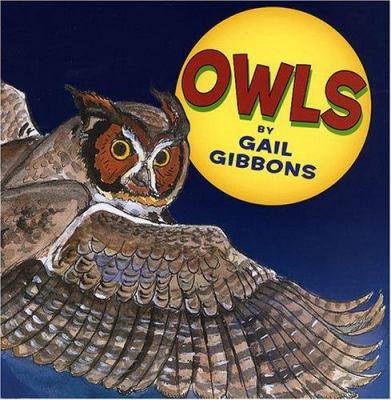 Cover image for Owls