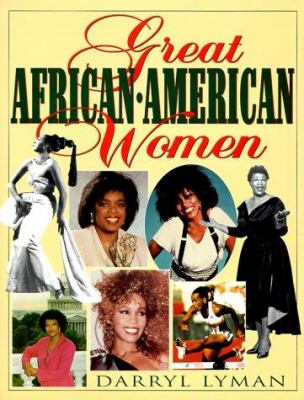 Cover image for Great African-American women