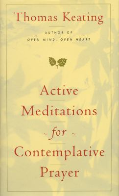 Cover image for Active meditations for contemplative prayer