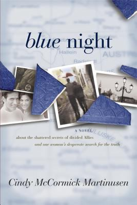 Cover image for Blue night