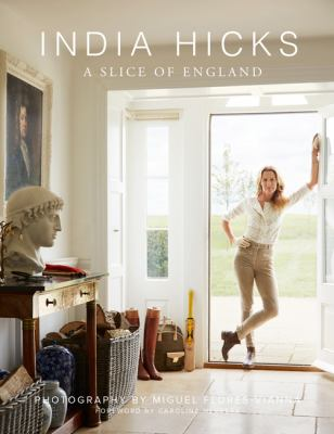 Cover image for A slice of England