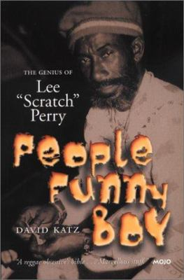 Cover image for People funny boy