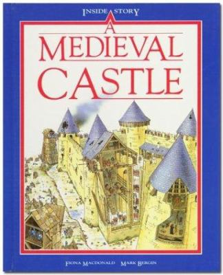 Cover image for A medieval castle