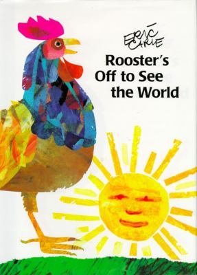 Cover image for Rooster's off to see the world