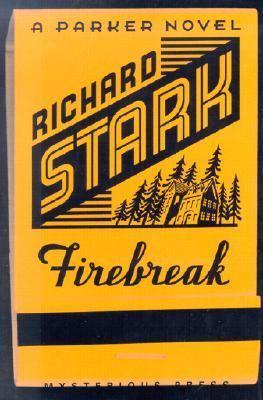 Cover image for Firebreak : a Parker novel