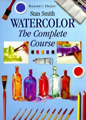 Cover image for Watercolor--the complete course