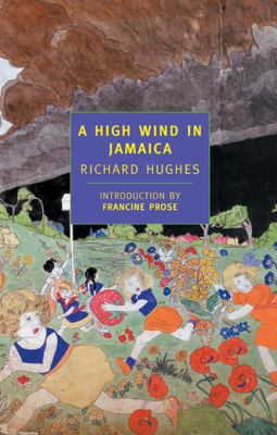 Cover image for A high wind in Jamaica