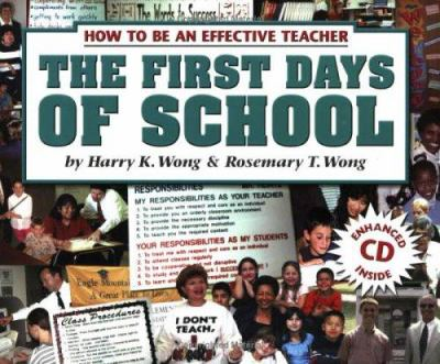 Cover image for The first days of school : how to be an effective teacher
