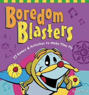 Cover image for Boredom blasters