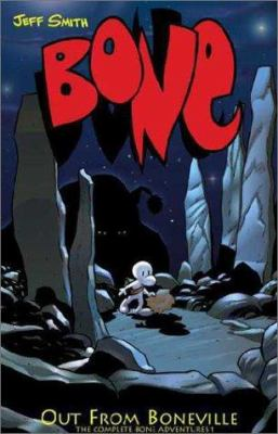 Cover image for Bone