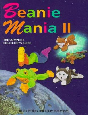 Cover image for Beanie mania II : the complete collector's guide
