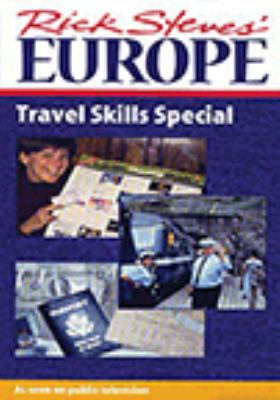 Cover image for Rick Steves' Europe. Travel skills special