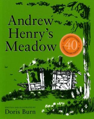 Cover image for Andrew Henry's meadow