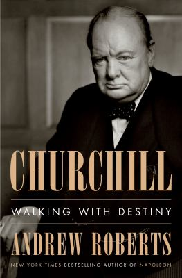 Cover image for Churchill : walking with destiny