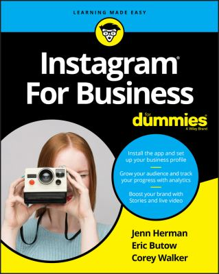 Cover image for Instagram for business