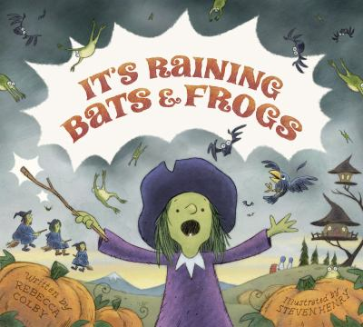 Cover image for It's raining bats & frogs