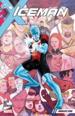 Cover image for Iceman. Vol. 2, Absolute zero