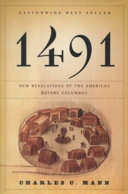 Cover image for 1491 : new revelations of the Americas before Columbus