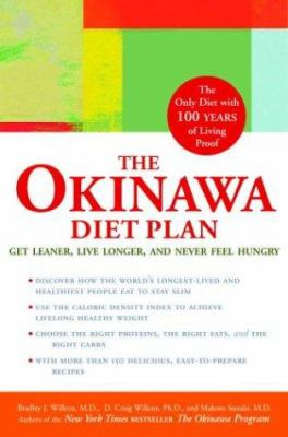 Cover image for The Okinawa 8-week diet plan : get leaner, live longer, and never feel hungry