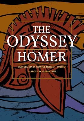 Cover image for The Odyssey