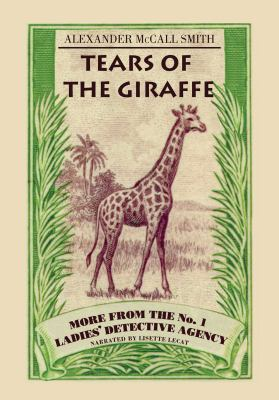 Cover image for Tears of the giraffe