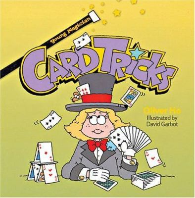Cover image for Young magician : card tricks