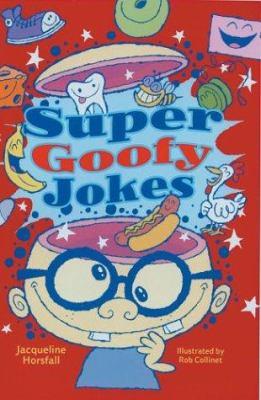 Cover image for Super goofy jokes