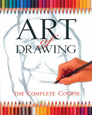 Cover image for Art of drawing : the complete course