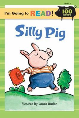 Cover image for Silly pig