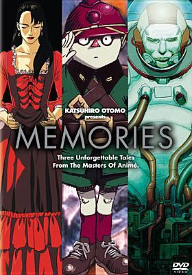 Cover image for Memories