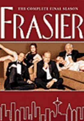 Cover image for Frasier. The complete final season