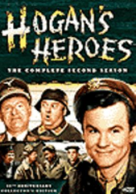Cover image for Hogan's heroes. The complete second season