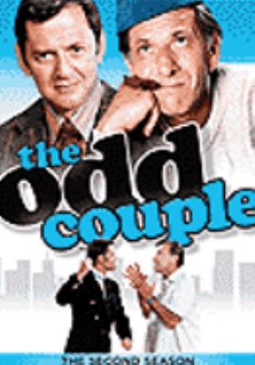 Cover image for The odd couple. The second season