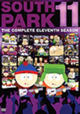 Cover image for South Park. The complete eleventh season