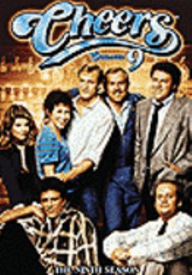 Cover image for Cheers. Season 9