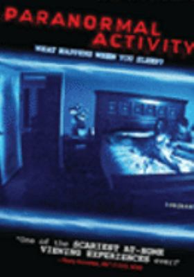 Cover image for Paranormal activity