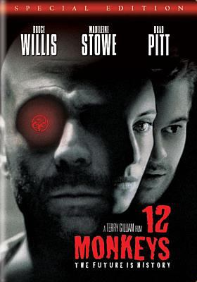 Cover image for 12 monkeys