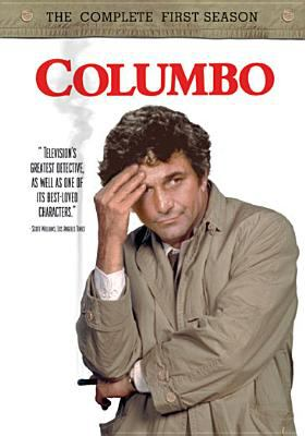Cover image for Columbo. The complete first season