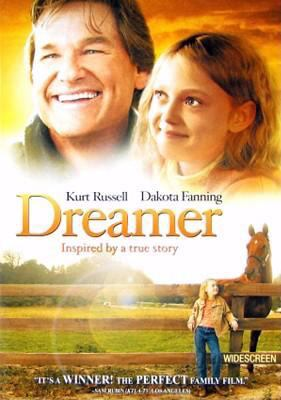 Cover image for Dreamer inspired by a true story