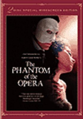 Cover image for Andrew Lloyd Webber's The Phantom of the Opera
